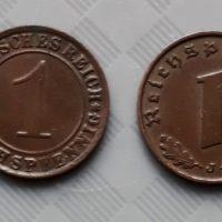Duitsland 1 pfennig